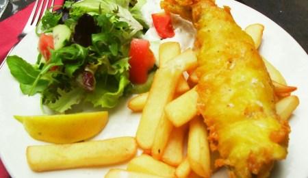 Healthier & Slightly Cheaper – Homemade Fish & Chips