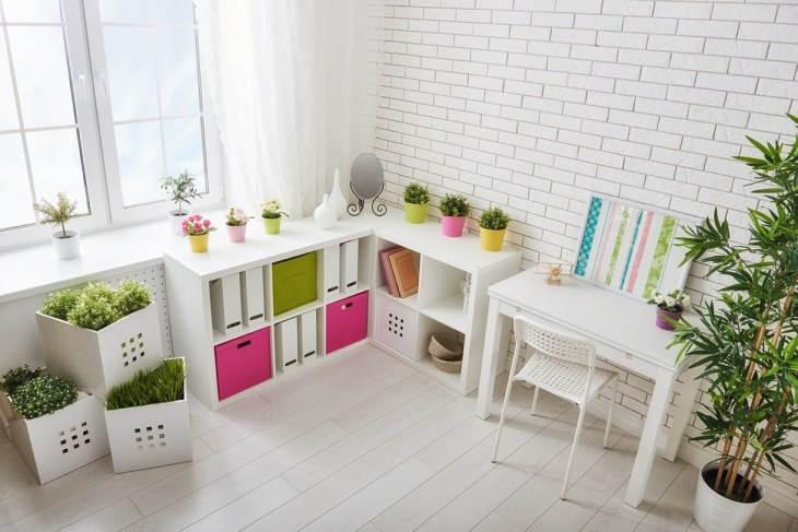 storage solutions - cheap ways to create space