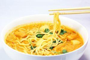 Spicy Fish Laska