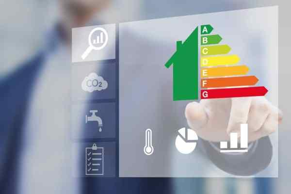 Energy digital graphic