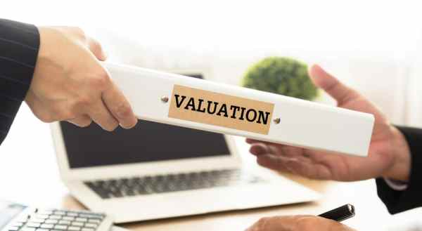 Valuation folder