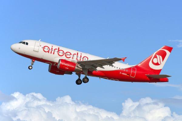 airberlin flight