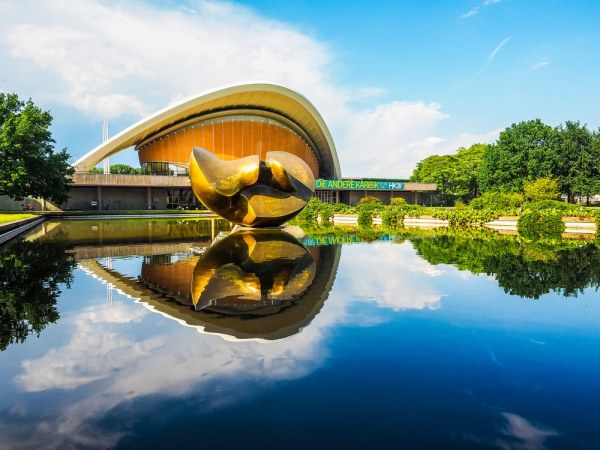 House of the Cultures of the World in Tiergarten Park