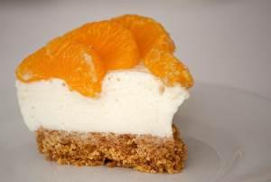orange cheesecake - Make money baking