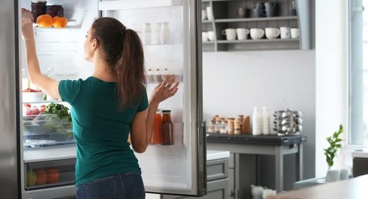 eco-friendly fridge