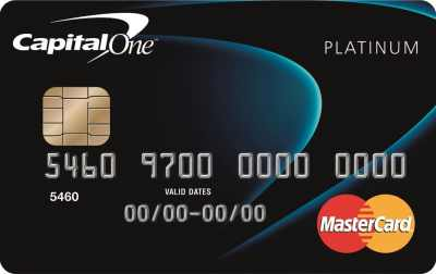 Capital One Platinum Card