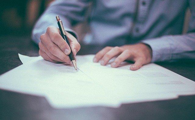 writing cohabitation agreements