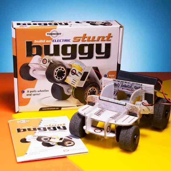 Build Your Own Electric Stunt Buggy