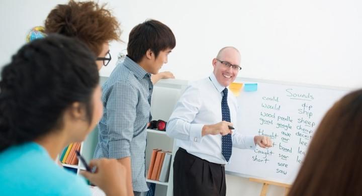 Make money teaching English as a foreign language
