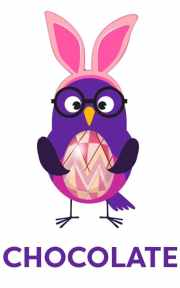 MoneyMagpie Great Easter Egg Hunt Word = Chocolate