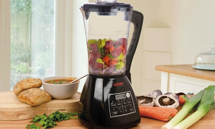 Cooks Professional soup maker - £120 off!