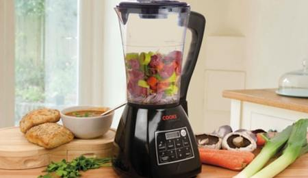Cooks Professional soup maker – £120 off!