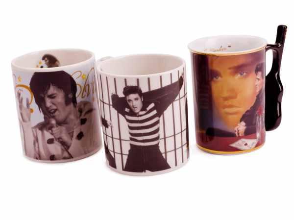 Elvis mugs
