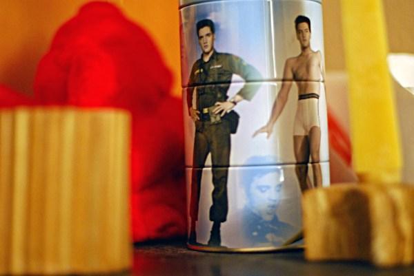 collecting Elvis Presley memorabilia
