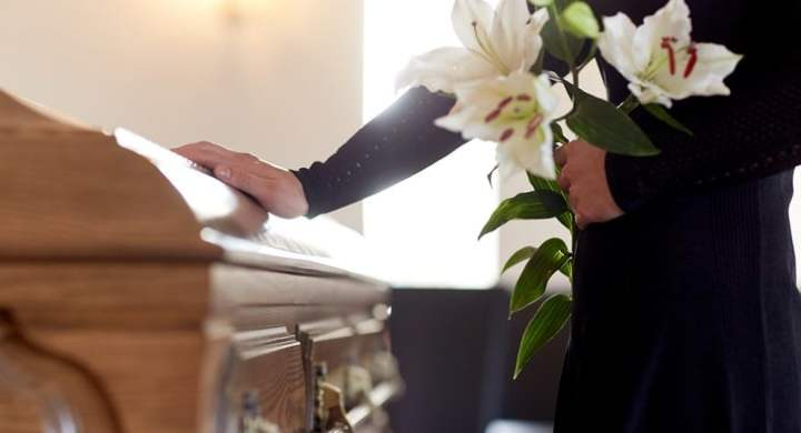 Make money as a professional mourner!