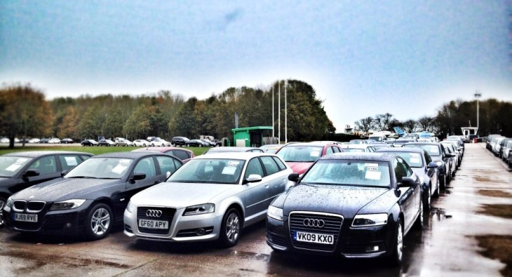 Top 10 tips for buying a car at auction