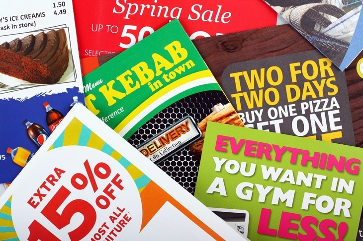 Earn money getting paid to deliver leaflets, flyers and papers