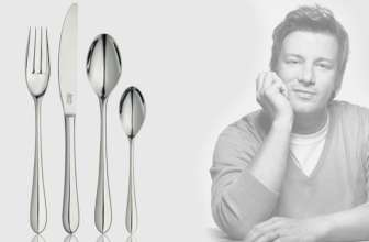 £35 off Jamie Oliver 32-piece stainless steel cutlery set