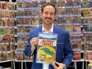 collecting comics