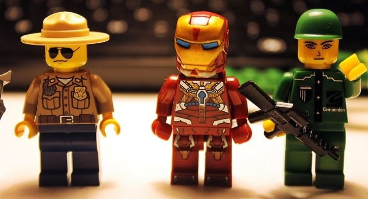 Valuable Lego characters