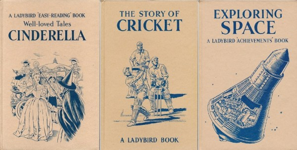 First edition Ladybird books