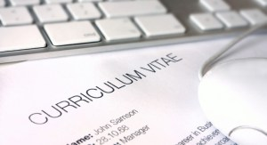 Use your CV to get a job