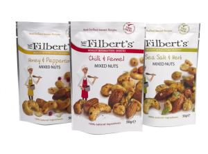 Mr Filbert's Pocket Roasted Nuts