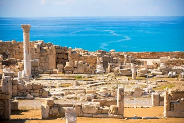 Cyprus ruin