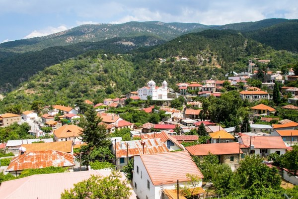 Cyprus town