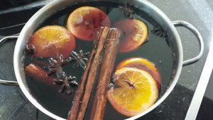 Free Christmas_Homemade Mulled Wine