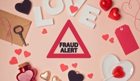 Valentine's frauds – follow your head, not...