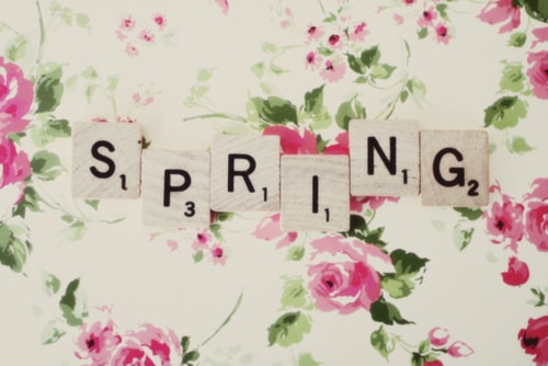 30 wise ways to make money and save money in Spring