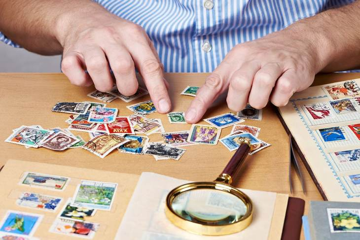 Make Money Collecting Stamps