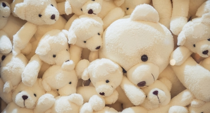 Make money collecting teddy bears