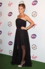 Tennis player Agnieska Radwanska, one of the top 10 richest sportswomen in the world