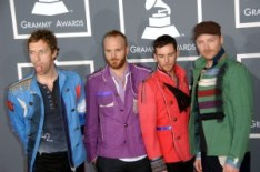 Musicians Coldplay, one of the top 10 richest musicians in the world