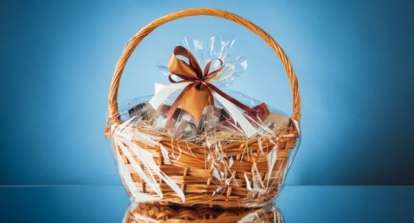 Homemade Gift Hamper