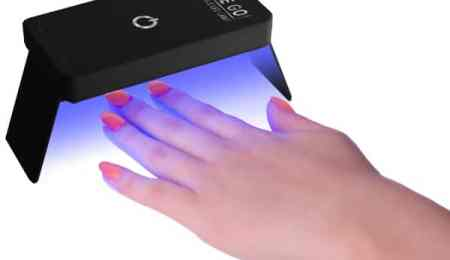 On The Go LED lamp review