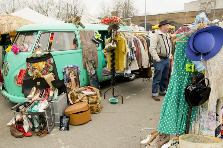 Make money selling your junk at car boot sales