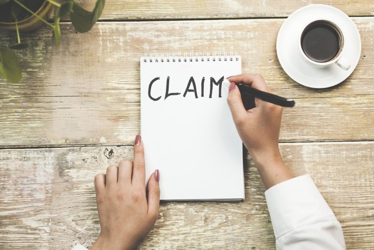 Claim debt recovery costs