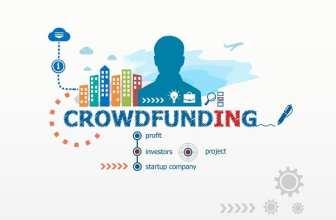 Crowdfunding graphic