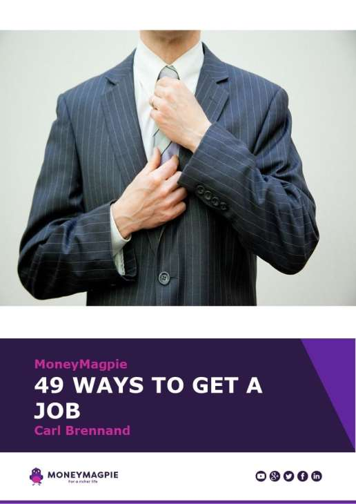 MoneyMagpie_ways to get a job
