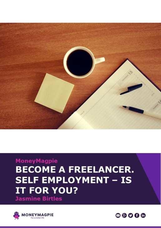 MoneyMagpie - Become a freelancer