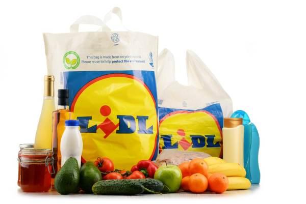 Lidl groceries