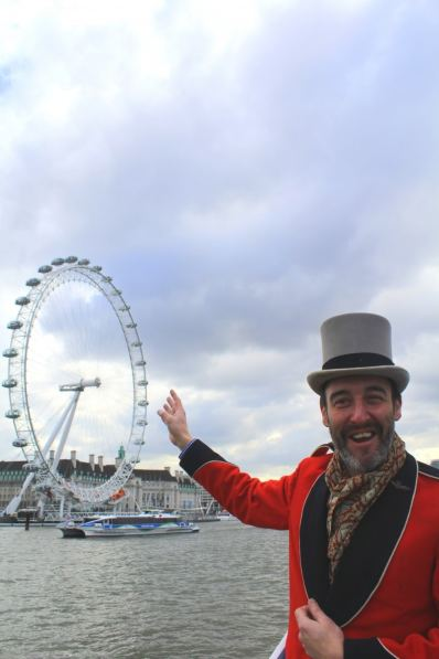 London Thames Cruise with Shakespeare - review