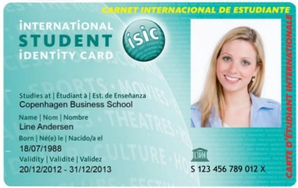 International Youth Travel Card Iytc