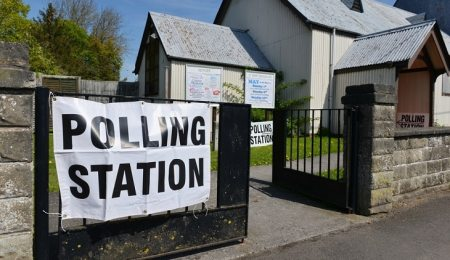 Make money from elections - be a poll clerk