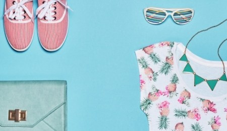 10 ways to save on summer clothes...