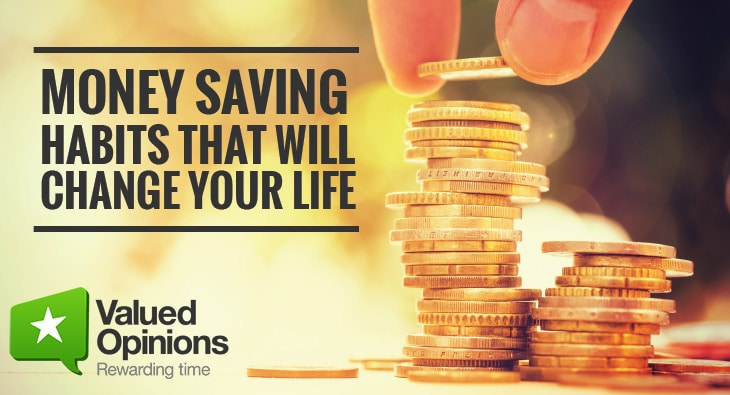 These 6 money saving habits will change your life