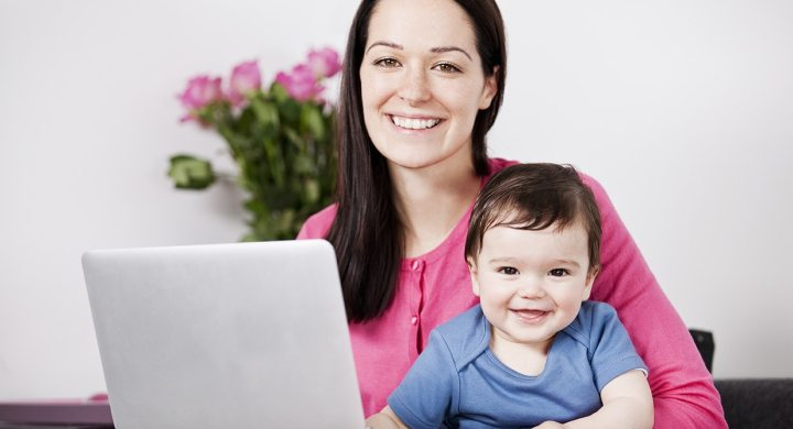 5 ways for mums to make money_Childcare